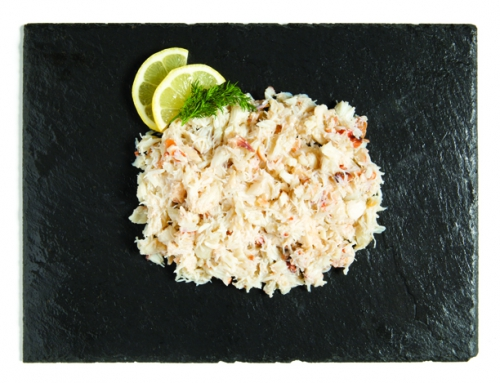 Cooked White Crab Meat